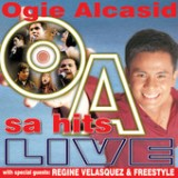 Nandito Ako – Ogie Alcasid – текст